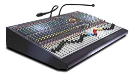 Allen Heath Referencie