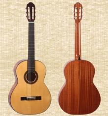 MARTINEZ MCG-100 S – Klasická gitara, All solid (celomasív)