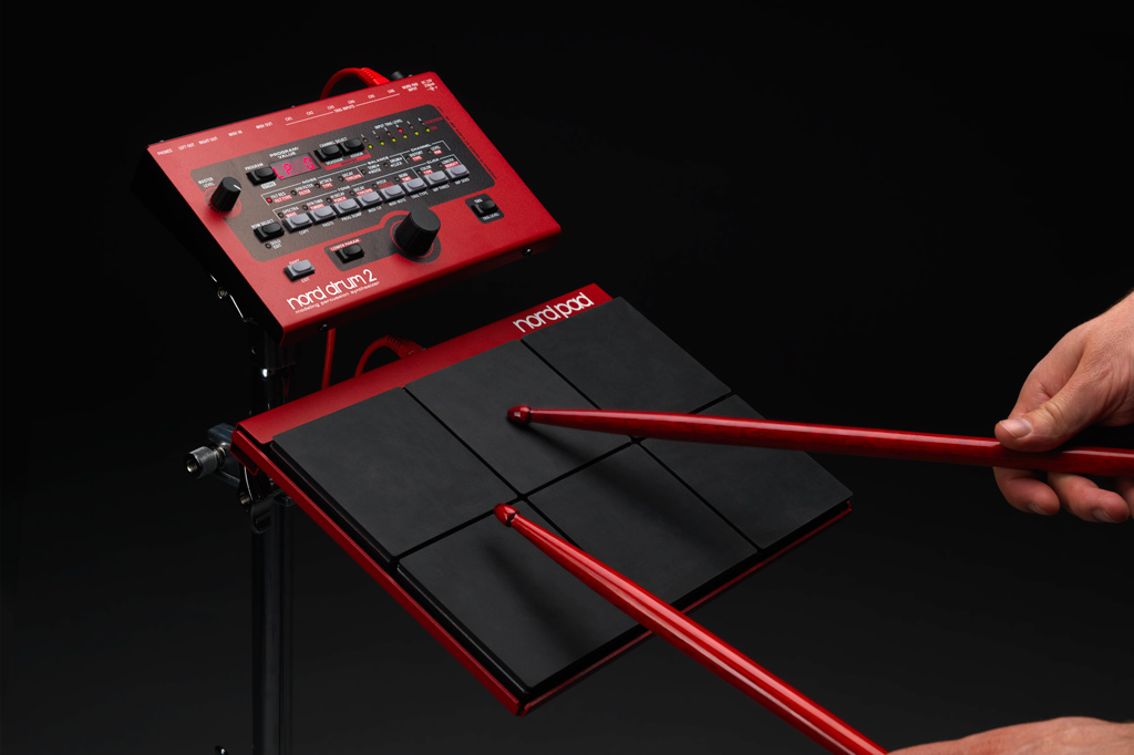 Nord Drum 2 Nord Pad NORD PAD