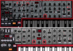Nord lead4 vs a1 300x213 NORD LEAD A1