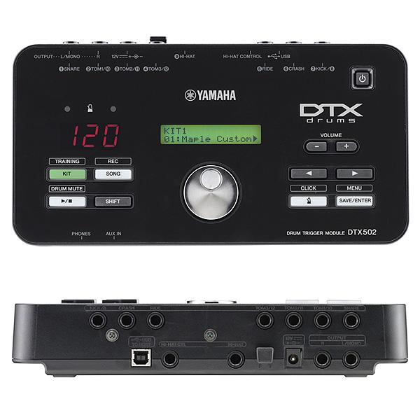 YamahaDTX522Kmodul Yamaha DTX 522 K
