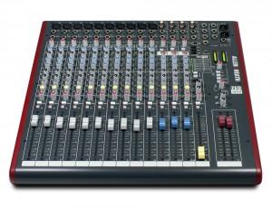 ZED 16FX Front 3Quarter 300x230 ALLEN & HEATH ZED 16FX