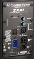 ZXA1 rear panel 100 Electro Voice ZxA1 90 B