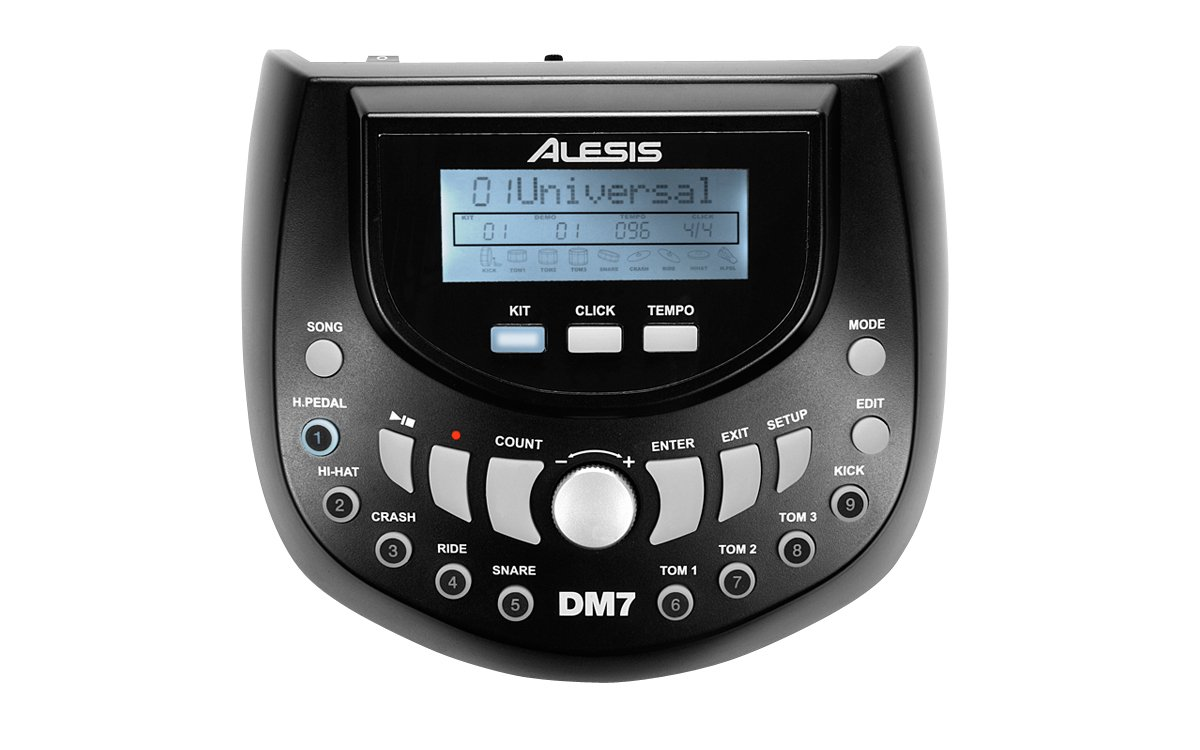 dm7 modul Alesis DM 7 X KIT