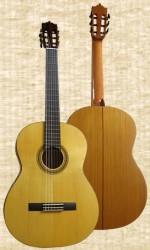 MARTINEZ  MFG-SA – Klasická Flamenco gitara, solid top