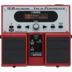 ROLAND BOOS VE-20  Vocal Performer