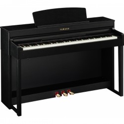 Yamaha CLP-545 – čierna, čerešňa, mahagón