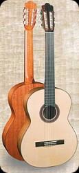 MARTINEZ MCG-110 S – Klasická gitara, All solid