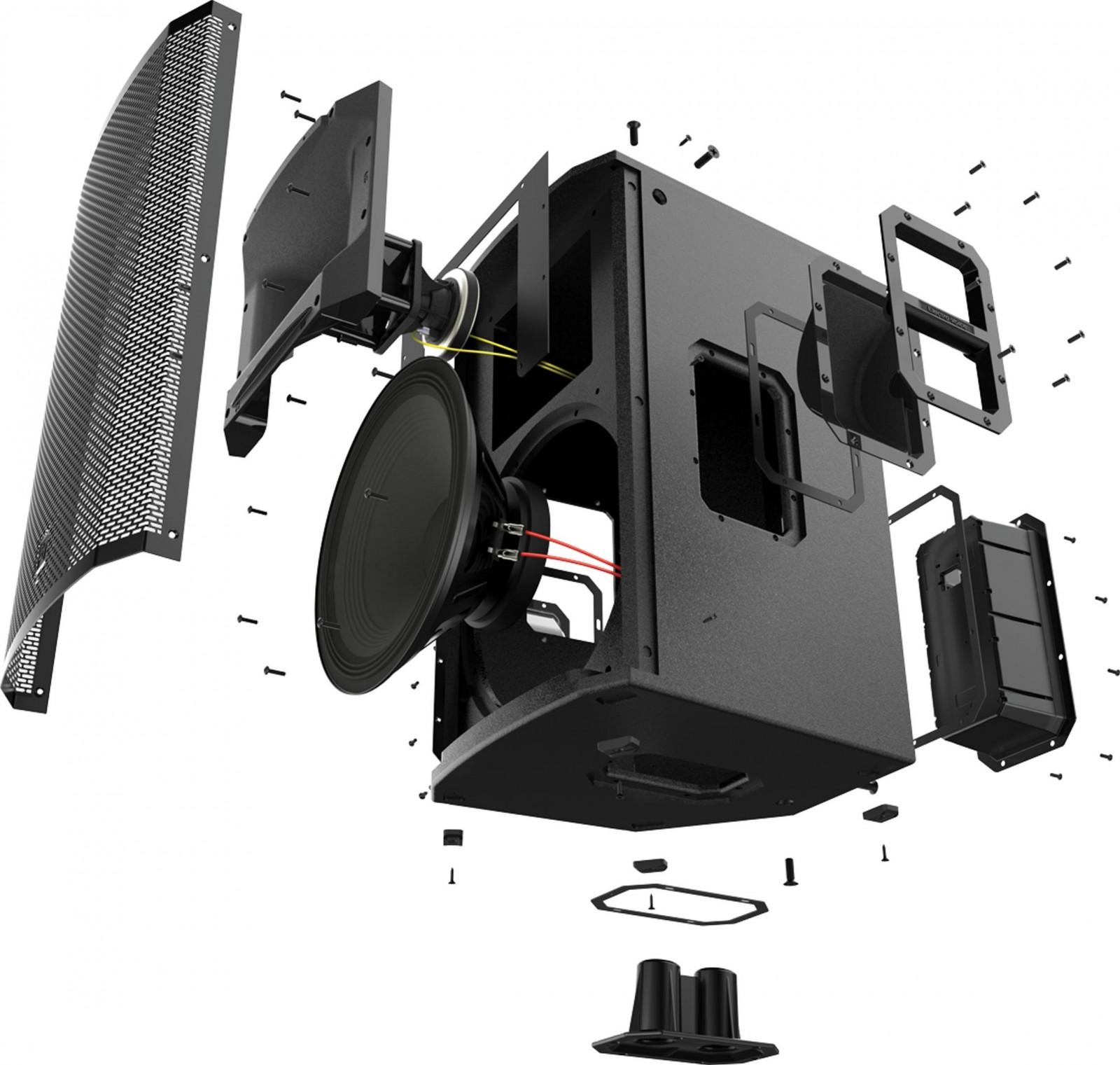 etx 15P rozobrata Electro Voice ETX 15P