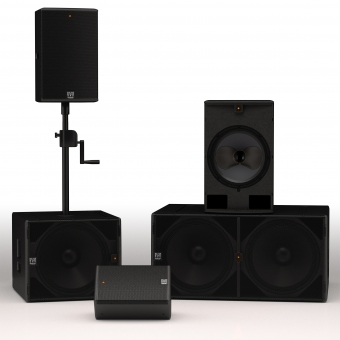 the cdd live series Martin Audio CDD LIVE 15