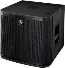 Electro-Voice ZxA1-Sub, aktívna basová sústava